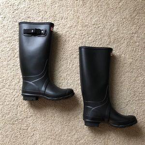 Hunter Original Huntress Rain Boots